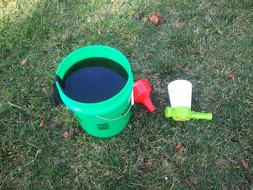 Compost Tea from Worm Poop (2/2)