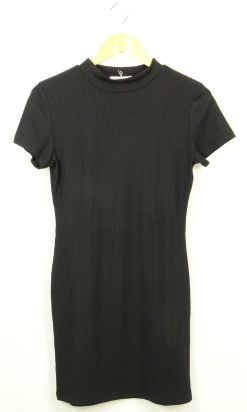 Pare-Basic Black Dress  12
