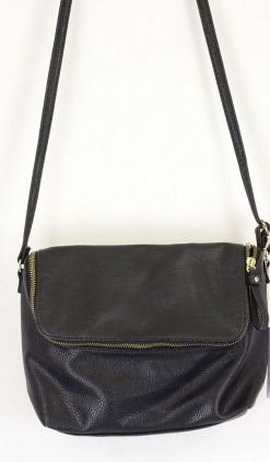 H & M  Black Medium Crossbody Bag