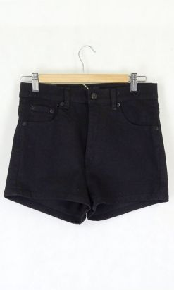 Ziggy Denim 29 Black Shorts