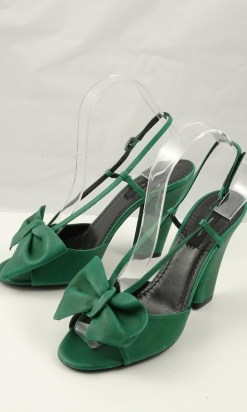 Marc Jacobs Green Sandals 38