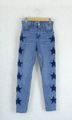 Topshop Motto Star Jeans  26