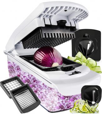Chopper Spiralizer Vegetal Slicer