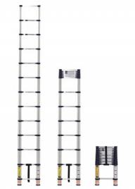 Escalera telescópica de aluminio Xtend & Climb 780P serie IA Professional Series