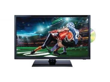 Naxa NTD-2255 22 pulgadas LED TV / DVD / Reproductor multimedia con paquete automotriz