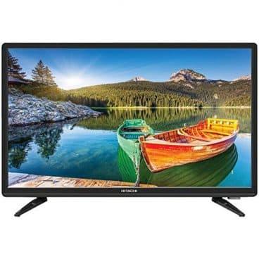 Hitachi 22E30 HDTV LED 1080p 22 pulgadas Clase FHD con control remoto