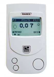 RADEX RD1503 + Contador Geiger de alta precisión, detector de radiación