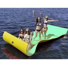 Alfombra de agua flotante GoPlus con