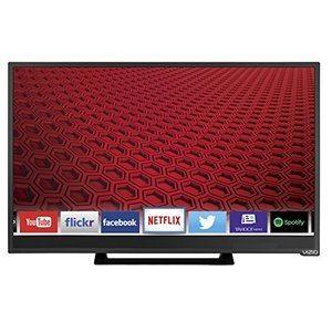 6. TV LED inteligente Vizio E24-C1 de 24 pulgadas y 1080p