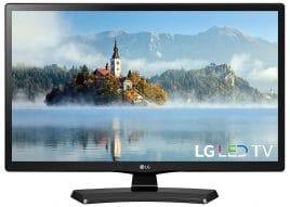 LG Electronics (24LJ4540) Televisor LED clase HD 720p de 24 pulgadas