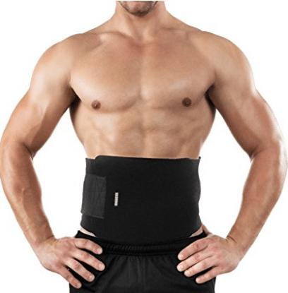 Cinturón de neopreno con cintura de bracoo