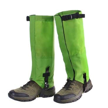 Polainas Unigear Polainas impermeables para botas de nieve