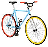 Fixie Single Speed ​​Fixie Urban Road Bike Ciclos críticos