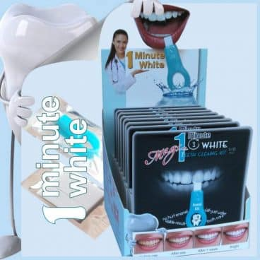 El mejor kit de blanqueamiento de dientes nano profesional