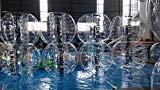Balón de fútbol de burbujas - De Battle BallsTM (1.5m)