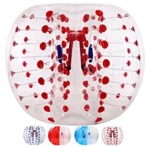 Balón de fútbol Garybank Bubble Dia 5 (1,5 m)