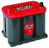 Optima Batteries 8025-160 25 RedTop Starter Battery