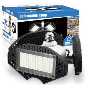 Luces de garaje LED ZJOJO