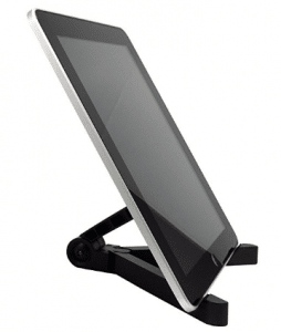 Soporte plegable para tableta Arkon para iPad Air iPad mini iPad y tableta Android