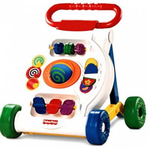 Bright Beginnings Activity Walker de Fisher-Price