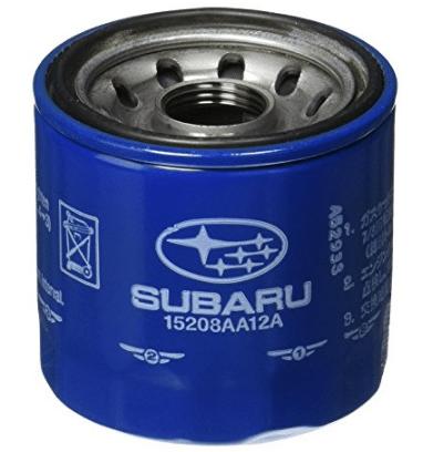 Subaru 15208AA12A Filtro de aceite