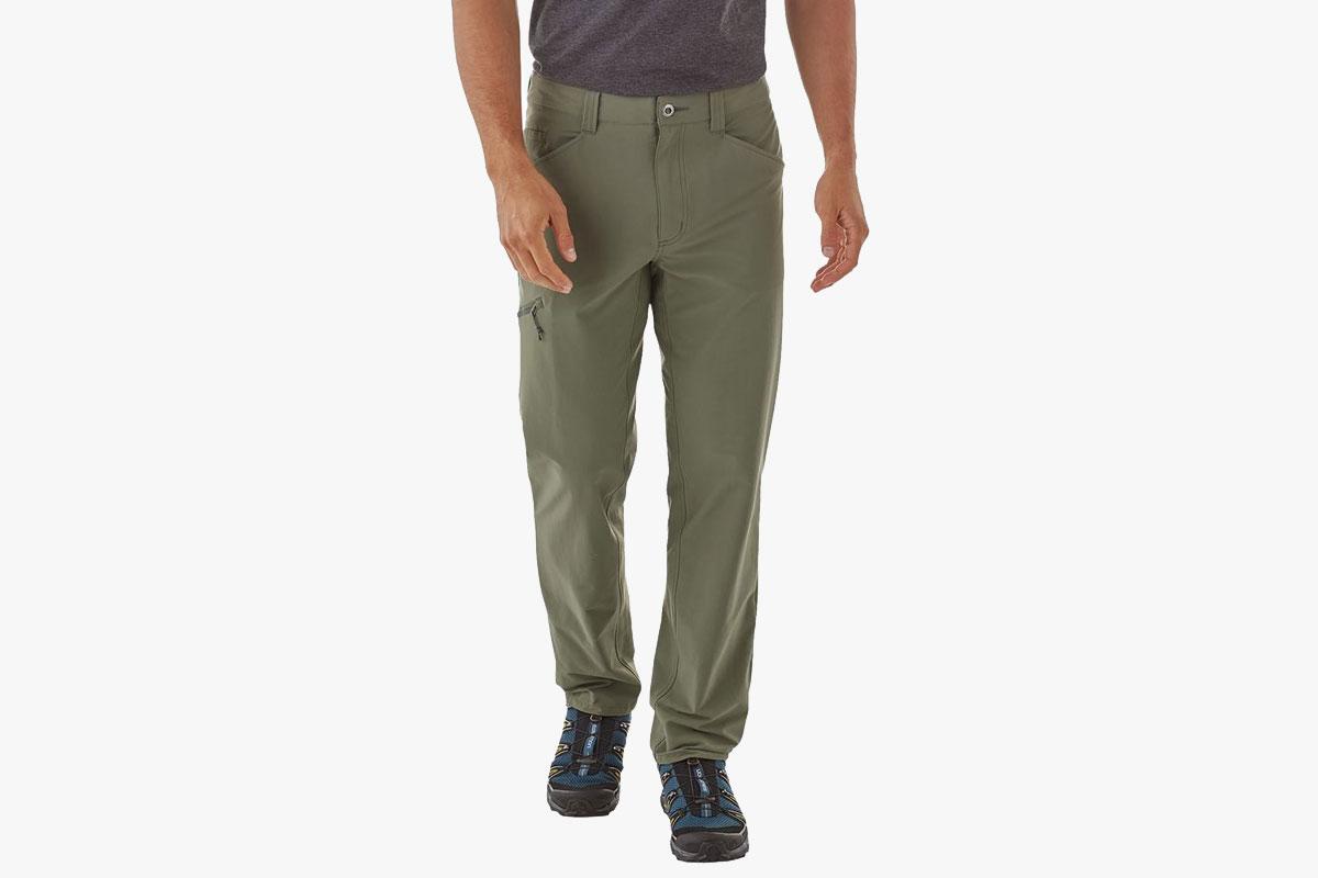Pantalones cuando la Patagonia