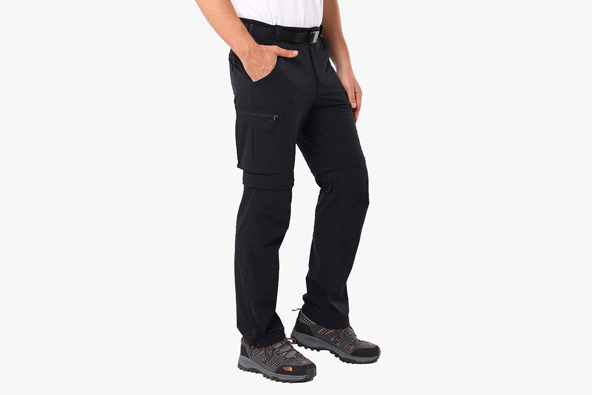Pantalones cargo cargo de secado rápido para hombres de MIER