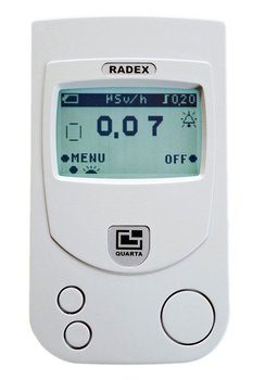 8. RADEX Geiger Counter