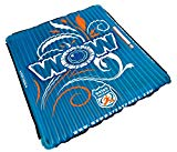 WOW World of Watersports, Pasarela inflable para botes flotantes, Azul, 6 x 6 pies, 1 a 6 personas