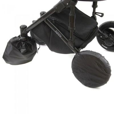 Чехлы для колясок с поворотными колесами
