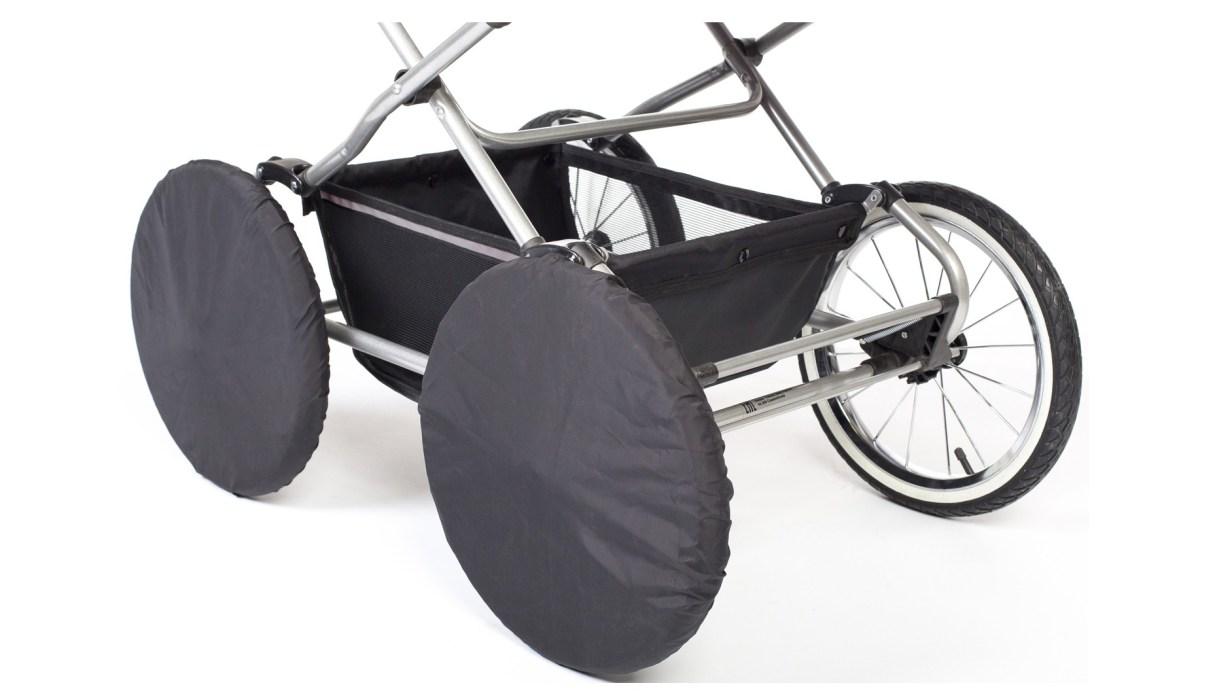 Чехлы на колеса Reindeer 35см (Черный)