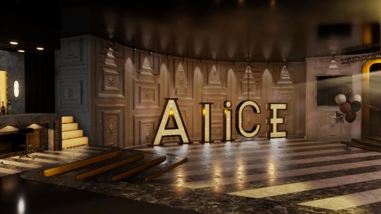 """Alice"" Club."