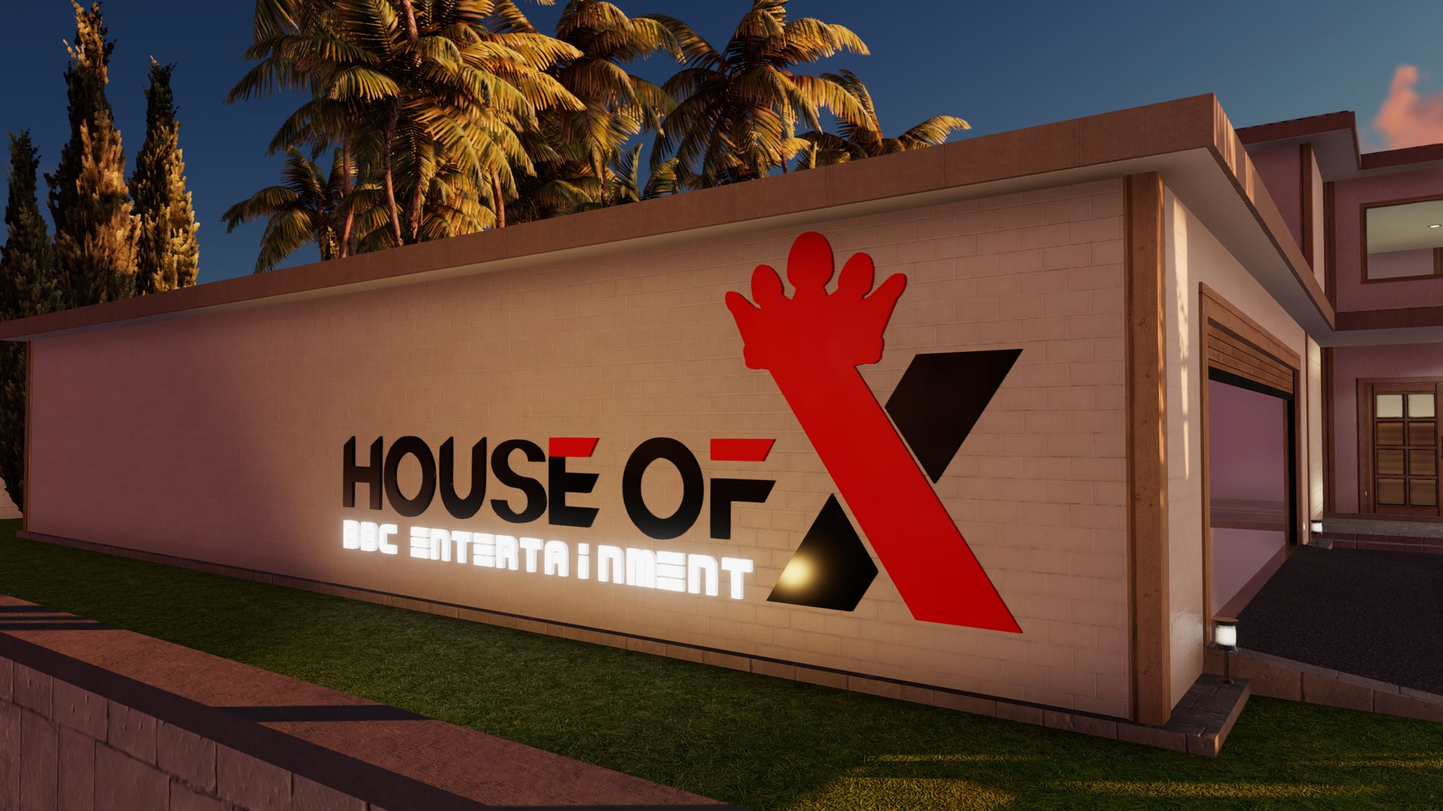 3dxchat House