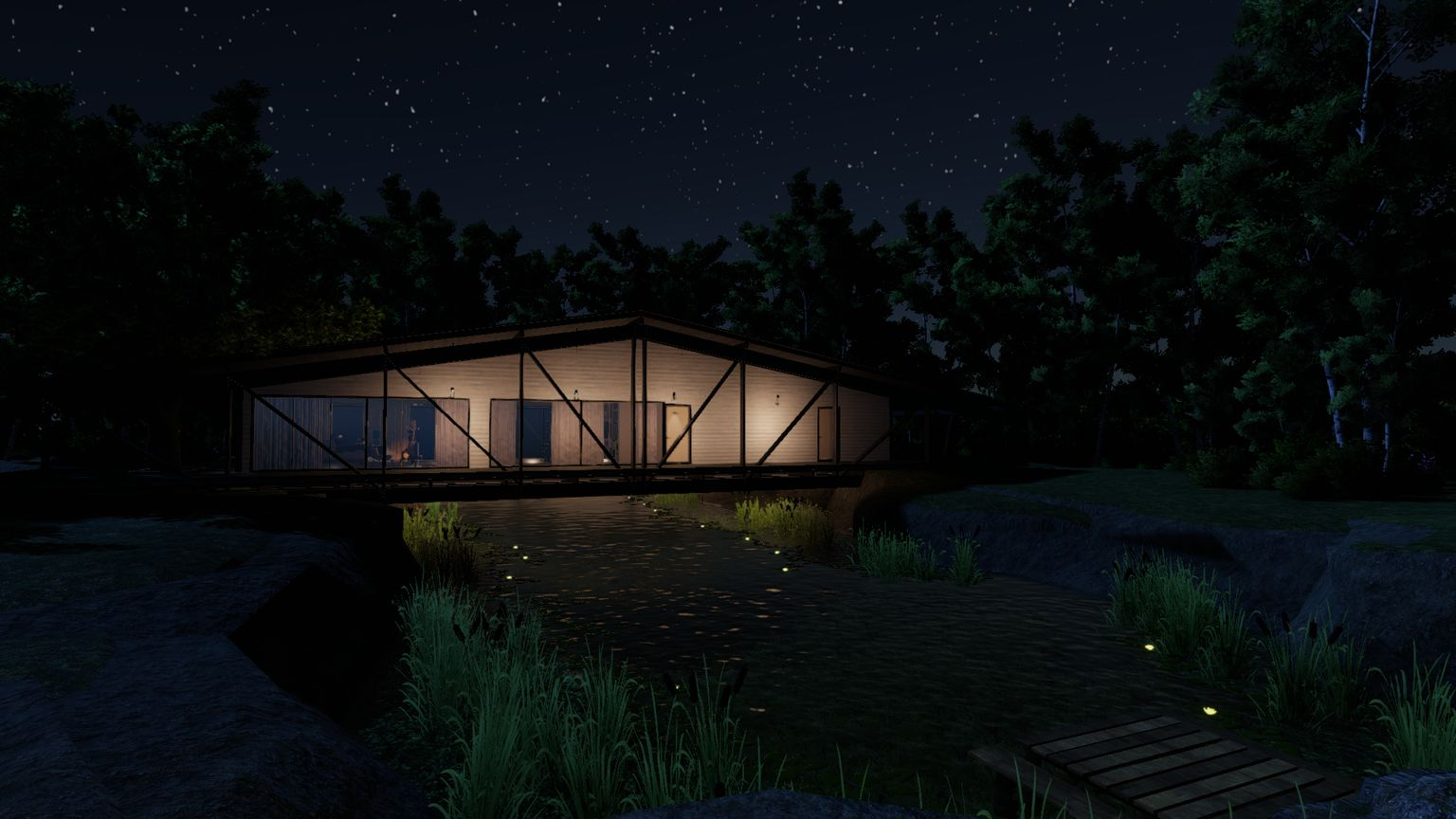 The Bridge House_3DxChat