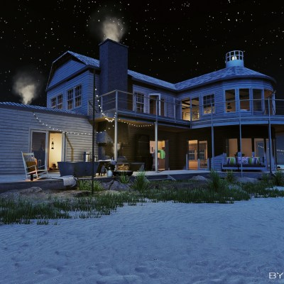 Three Storms Bay Vintage Beach House