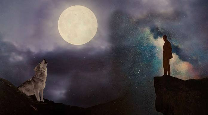 full moon lykos