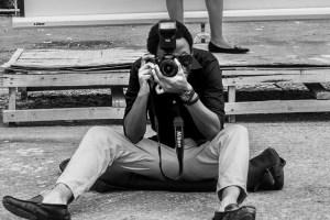 ネット婚活プロフィール写真男性