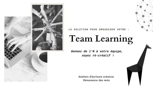 TEAM BUILDING & TEAM LEARNING / learn