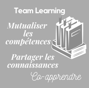 Rémanence des mots -Team Learning