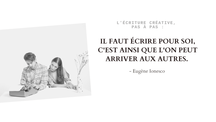 Communication - Citation Eugène Ionesco