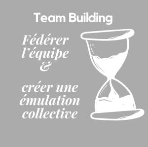 Rémanence des mots - Team Building