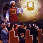 El ministerio final de Cristo en el santuario celestial