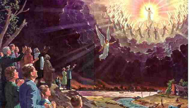 El regreso de Cristo