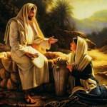 La fe en él es vida eterna