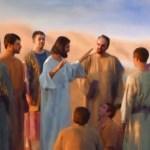 Discípulos del maestro celestial