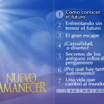 CURSO BÍBLICO: NUEVO AMANECER | ESTA ESCRITO | ARCHIVOS PDF Y VÍDEOS