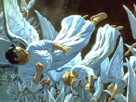 La cautividad de Satanás y sus ángeles