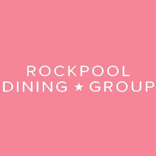 Rockpool Dining Group Neil Perry (White & Red Logo)