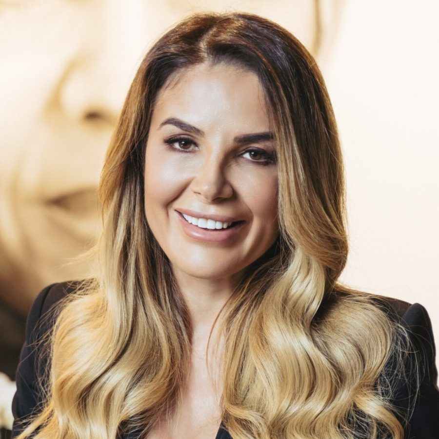 Carol Haddad Business Owner of Pierre Haddad Salon and Perfect Hair eCommerce Company