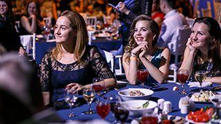 Организация мероприятия: Корпоративный вечер «Международный кинофестиваль»